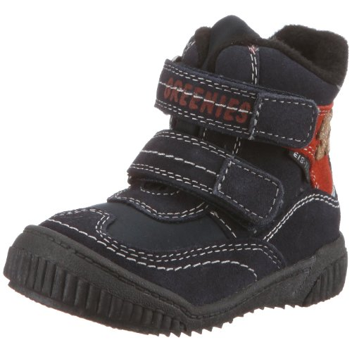 Greenies 180030 Unisex - Kinder Stiefel EU 24 blau(navy)