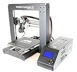 Precisión de impresión 0,1mm (mínimo) Construir Tamaño 200x 200x 180mm) Cama caliente