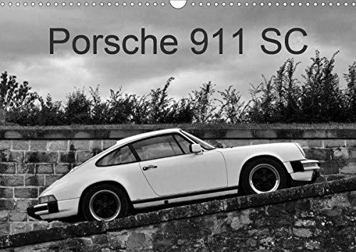 Porsche 911 SC (Wandkalender 2021 DIN A3 quer)