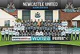 1art1 Fußball - Newcastle United, Team Photo 14/15 Poster
