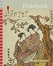 Notebook: Poem by Bun'ya no Yasuhide, from the series Modern Versions of the Six Immortal Poets  Imayo fuzoku rokkasen , c. 1776/81, Isoda Koryusai, Japanese, 1735-1790, Japan, Color woodblock print, chuban