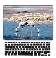 FULY-CASE プラスチックウルトラスリムライトハードシェルケース対応MacBook Pro 16インチタッチバー/タッチIDUSキーボードカバー A2141 (フェザーシリーズ 0433)
