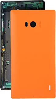 Battery case Jrc Battery Back Cover for Nokia Lumia 930(Black) Mobile phone accessories (Color : Orange)