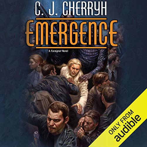 Couverture de Emergence