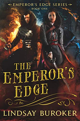 The Emperor's Edge English Edition
