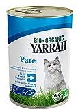 Yarrah Bio Pat Pat Pat Pat Pat Pat Pat Bio con espirulina & Pesca marina (2 x 400 g)