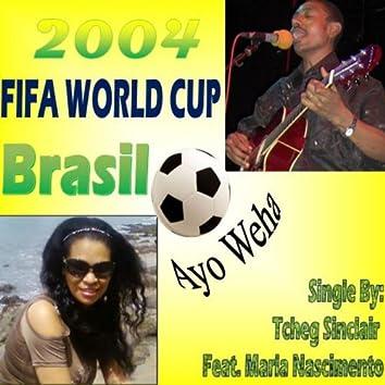 Ayo Weha (feat. Marla Nascimento)