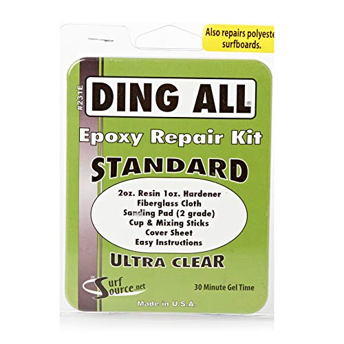 Ding ALL Standard Epoxy 2oz Repair Kit #