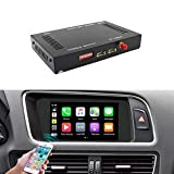 Carlinkit Wireless Carplay Module Receiver Box for Audi A4/A5/S4/S5/RS4/RS5/Q5 MMI (2010-2017) Carplay Retrofit Accessories,Support Wireless Mirroring, Reverse Track, Android Auto.