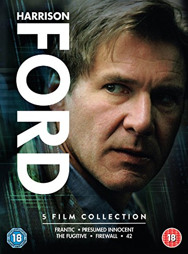 Harrison Ford Collection [DVD] [2015] UK-Import, Sprache: Englisch.