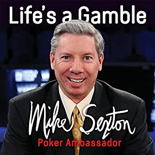Life's a Gamble audiobook cover art