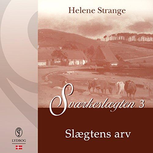Slægtens arv audiobook cover art