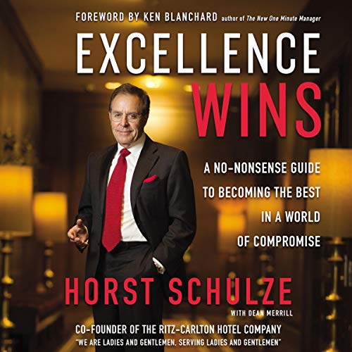 Excellence Wins  By  cover art