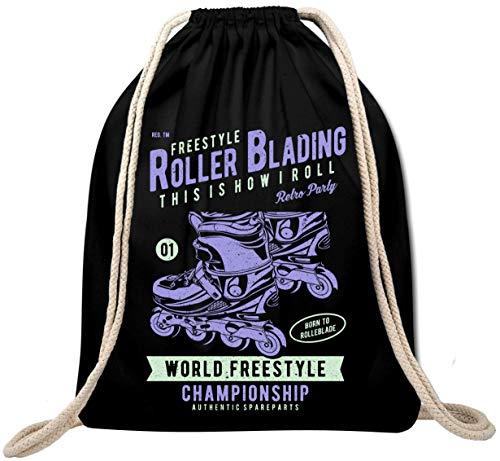 Ekate Roller Blading Rollers - Mochila de deporte