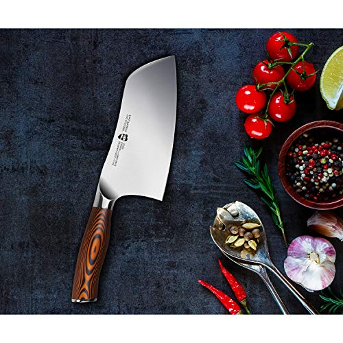 TUO Cutlery Vegetable Meat Cleaver Knife