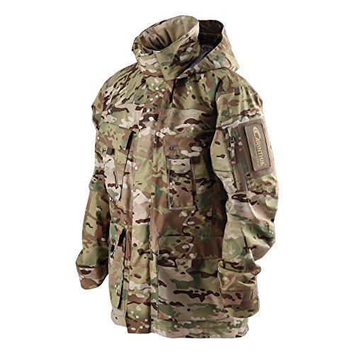 Carinthia Regenjacke TRG Jacket Multicam, L, Multicam