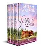 Country Love: Includes 3 Small Town Country Romances (Saddleback Ridge Box Sets Book 1)