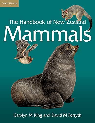 The Handbook of New Zealand Mammals (English Edition)