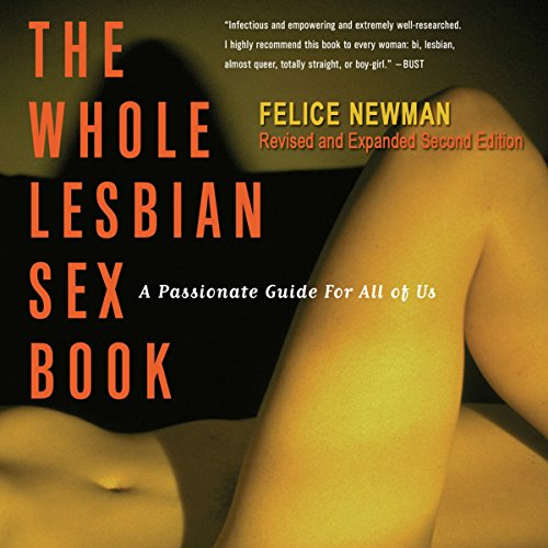 The Whole Lesbian Sex Book audiobook cover art