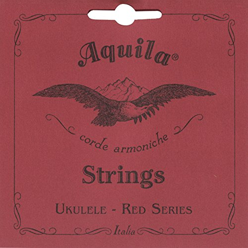 Aquila 88U Tenor-Ukulele Red Series Tiefe G-Stimmung - Key of C - GCEA