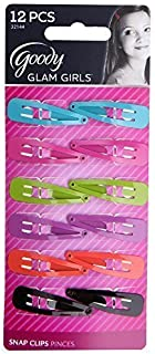Goody Bright Snap Clips, 12 count (4-Pack)