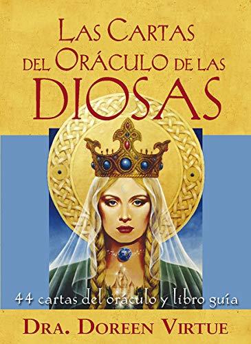 Las Cartas Del Oráculo De Las Diosas: 44 cartas del oráculo y libro
