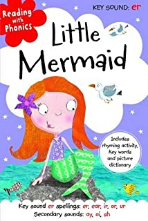 Little Mermaid (Reading with Phonics)