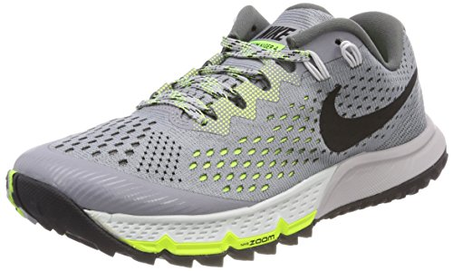 Nike Women's Air Zoom Terra Kiger 4 Running Shoe 6 Grey