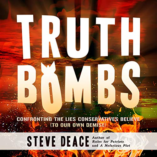 Truth Bombs audiobook cover art