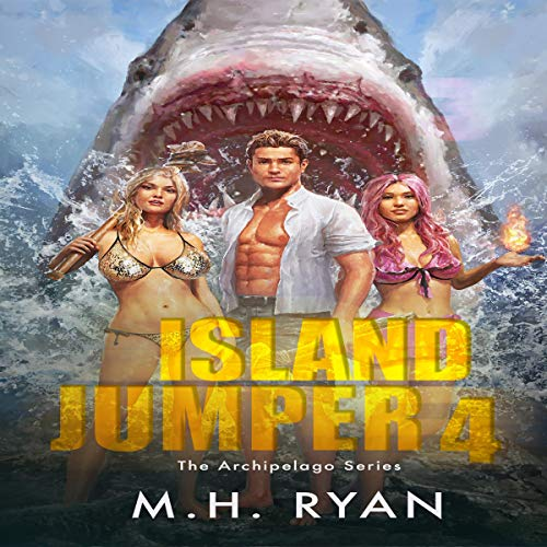 Couverture de Island Jumper: Book 4