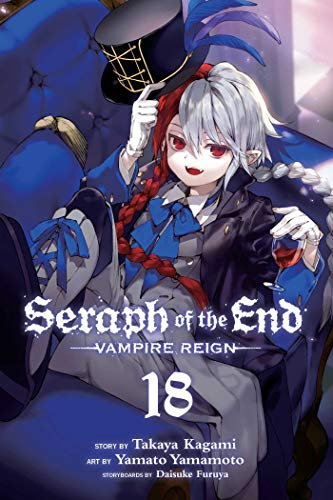 Seraph of the End Vampire Reign 18