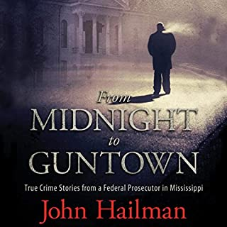 From Midnight to Guntown audiobook cover art