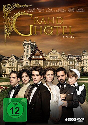 Grand Hotel - Staffel 2 [4 DVDs]