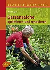 Gartenteiche optimieren