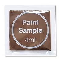 つや消しペンキ 茶色 ブラウン 水性塗料イマジンウォールペイント 110 サンプル
