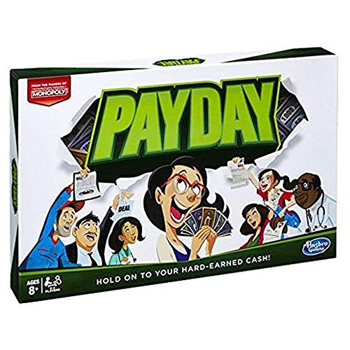Hasbro Gaming Pay Day Spiel