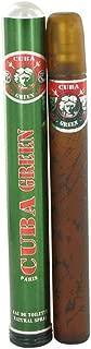 Fragluxe Cuba Green Eau De Toilette Spray For Men 1.17 Ounce