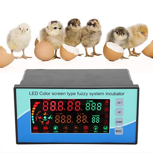 Jadpes speciale kweek-incubator, thermostaatregelaar incubator, hygrostaat, microcomputer, automatische temperatuurregeling