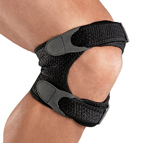 ACE Brand Dual Knee Strap, America's Most Trusted brand of Braces & Supports, Money Back Satisfaction Guarantee