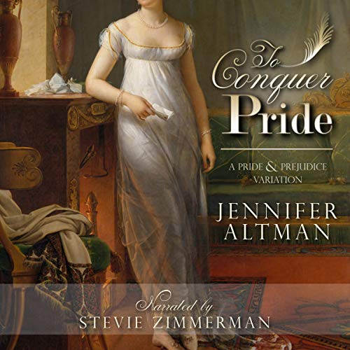 To Conquer Pride audiobook cover art