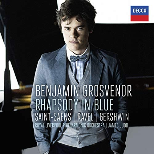 Benjamin Grosvenor, Royal Liverpool Philharmonic Orchestra & James Judd
