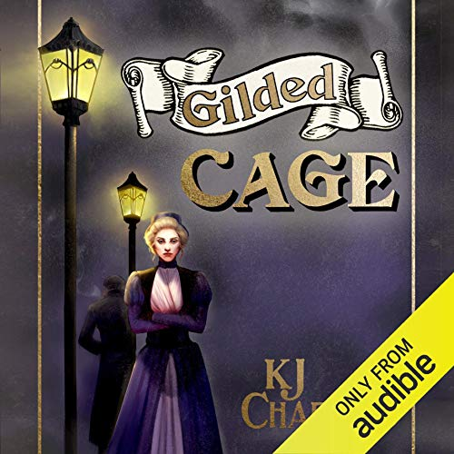 Gilded Cage  By  cover art