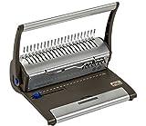 ProfiOffice Bindegerät, Bindstream M16 + Bindemaschine, Bindeleistung bis 450 Blatt, DIN A4 (79019)
