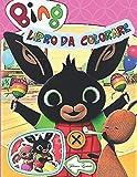 BING Libro da Colorare: Tutti felici con questo libro da colorare di Bing, il personaggio molto amato da tutti i Bambini.