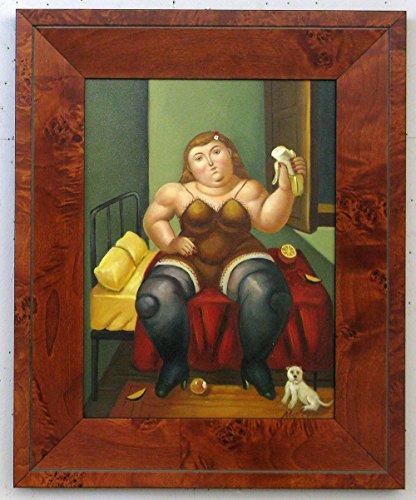 Gefälschte Gemälde Urheberrecht Botero 27