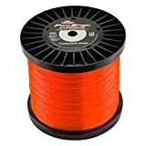 Berkley Prospec Chrome Fishing Line, 2000 yd, 130 lb, Blaze Orange,