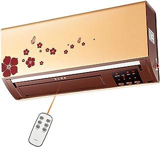 Radiador eléctrico MAHZONG Calentadores de Pared para el hogar Calentadores eléctricos de Control Remoto para el baño Baño de Doble Uso -2000W