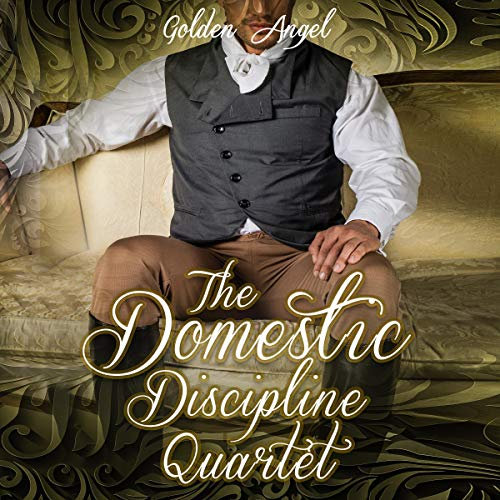 The Domestic Discipline Quartet Box Set  By  cover art