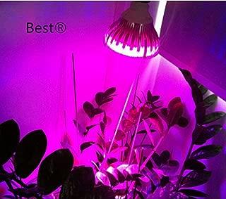 Best to Buy® Full Spectrum 10W LED Grow Light Bulb for Veg and Flower, PAR30 E26 Base (Red 610-640 nm, Blue 450-470 nm)