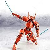 Modelo de personaje de robot Decoración 17cm Sabre Athena Doll Juguete Recuerdo/Regalos/Colección/Artesanía/Regalos de Navidad